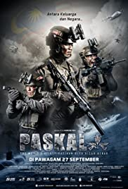 Paskal: The Movie 2018 poster