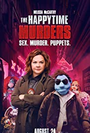 The Happytime Murders 2018 poster