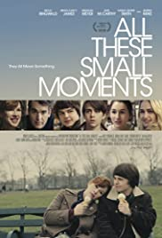 All These Small Moments (2018) cover