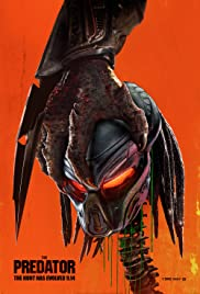 The Predator (2018) cover