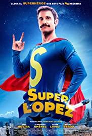 Superlópez (2018) cover
