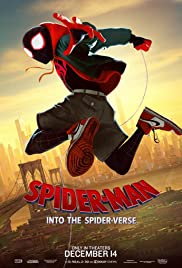 Spider-Man: Into the Spider-Verse (2018) cover