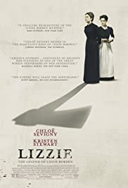 Lizzie (2018) cover