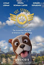Sgt. Stubby: An American Hero (2018) cover