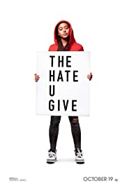 The Hate U Give (2018) cover