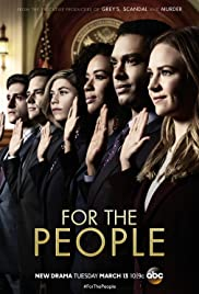For The People (2018) cover