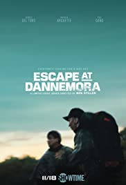 Escape at Dannemora (2018) cover