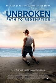 Unbroken: Path to Redemption 2018 poster