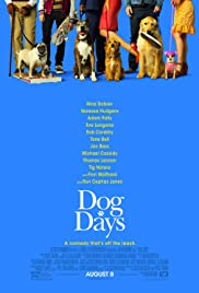 Dog Days (2018) cover