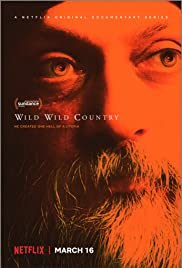 Wild Wild Country (2018) cover
