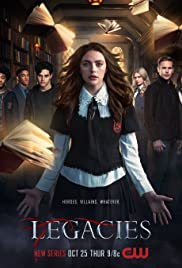 Legacies (2018) cover