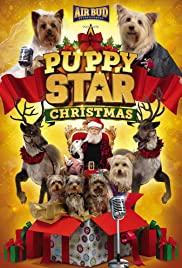 Puppy Star Christmas 2018 poster