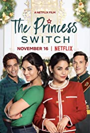 The Princess Switch 2018 poster