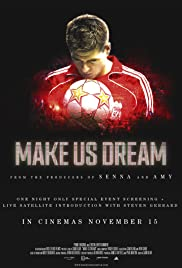 Make Us Dream 2018 poster