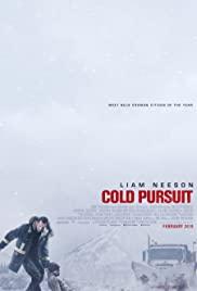 Cold Pursuit (2019) cover