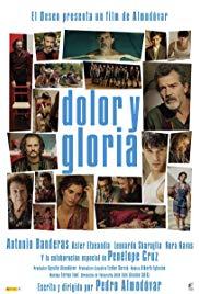 Dolor y gloria (2019) cover