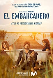 El embarcadero (2019) cover