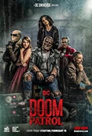 Doom Patrol (2019) cover