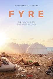 Fyre 2019 poster