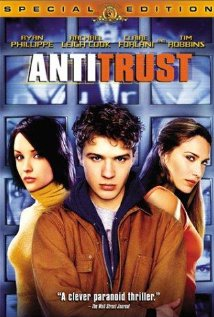 Antitrust 2001 poster
