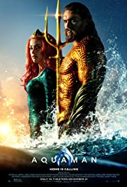 Aquaman (2018) cover