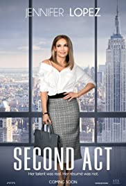Second Act (2018) cover