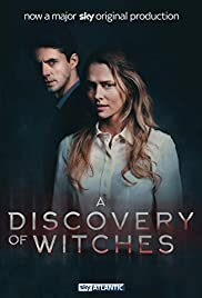 A Discovery of Witches 2018 poster