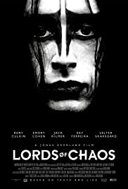 Lords of Chaos (2018) cover