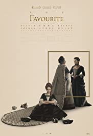 The Favourite (2018) cover