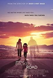 God Bless the Broken Road 2018 poster
