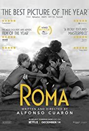 Roma (2018) cover