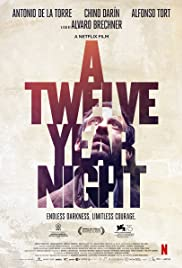 La noche de 12 años (2018) cover