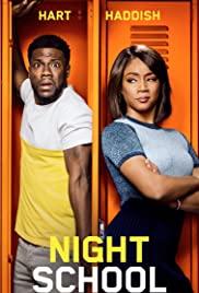 Night School (2018) cover