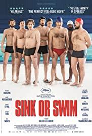 Le grand bain (2018) cover