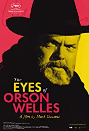 The Eyes of Orson Welles (2018) cover