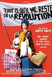Tout ce qu'il me reste de la révolution (2018) cover