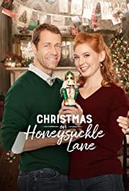 Christmas on Honeysuckle Lane (2018) cover