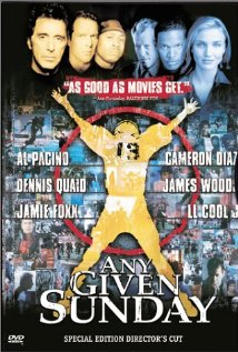 Any Given Sunday (1999) cover
