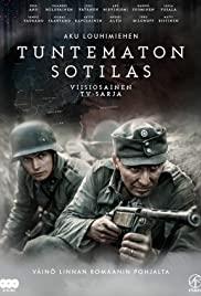Tuntematon sotilas (2018) cover