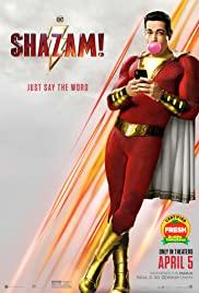 Shazam! 2019 poster
