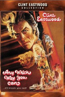 Any Which Way You Can 1980 poster