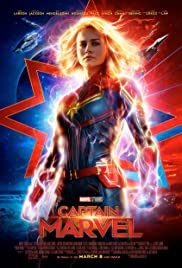 Captain Marvel (2019) cover
