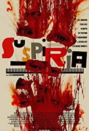 Suspiria (2018) cover