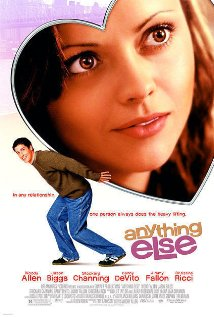 Anything Else 2003 poster