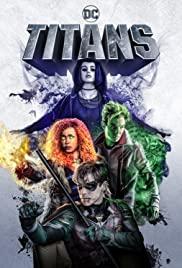 Titans (2018) cover