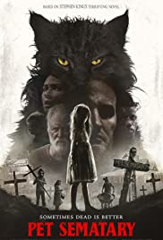 Pet Sematary (2019) cover