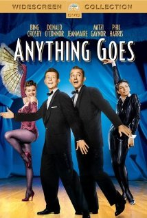 Anything Goes (1956) cover