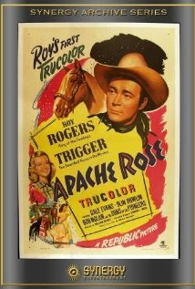 Apache Rose (1947) cover