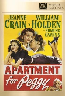 Apartment for Peggy (1948) cover