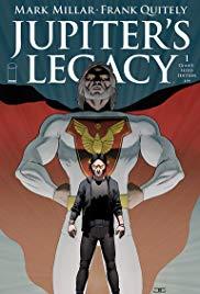 Jupiter's Legacy (2020) cover